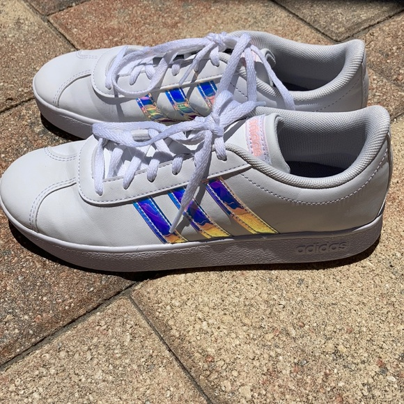 adidas shoes for girls holographic